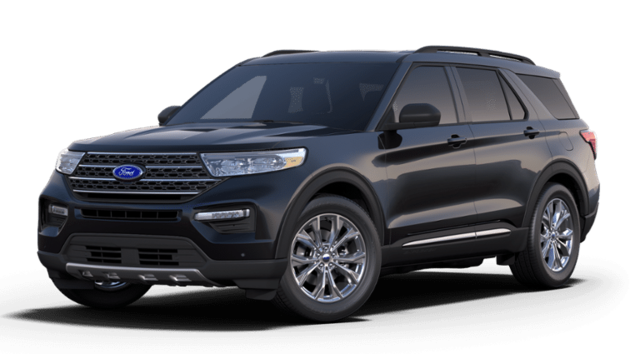 2020 Ford Explorer XLT FWD SUV for sale in Zachary, LA